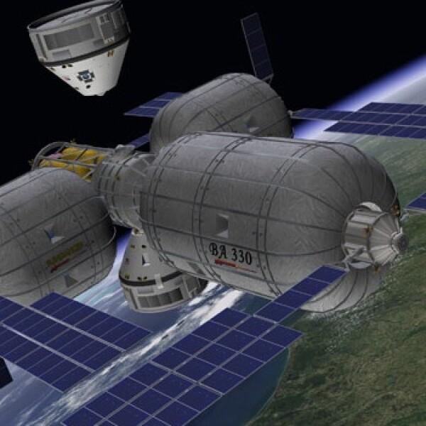 Boeing fabrica una cápsula espacial