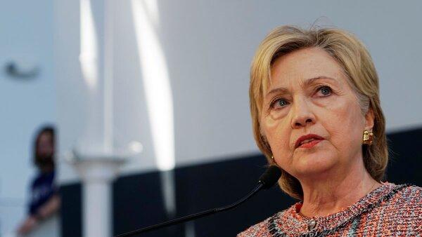 Todo apunta a que Clinton será elegida formalmente como la candidata de los demócratas.