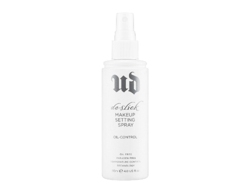 De Slick setting spray, Urban Decay, $465; Sephora.