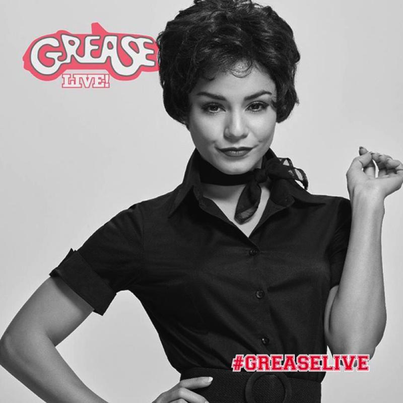 Pese al doloroso suceso, Vanessa no falló en el estreno de Grease, show que dedicó a su padre.