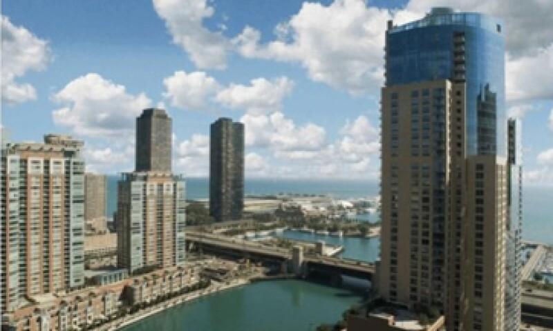 El mercado inmobiliario de Estados Unidos se está reparando, y los inversores interesados en la cresta de la ola pueden apostar por bienes raíces en Chicago. (Foto tomada de CNNMoney.com)