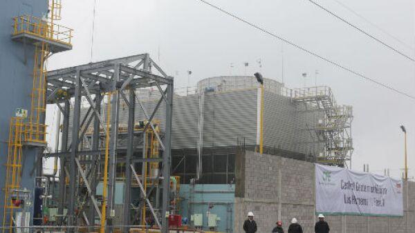 Central Geotermoel�ctrica Los Humeros III de CFE