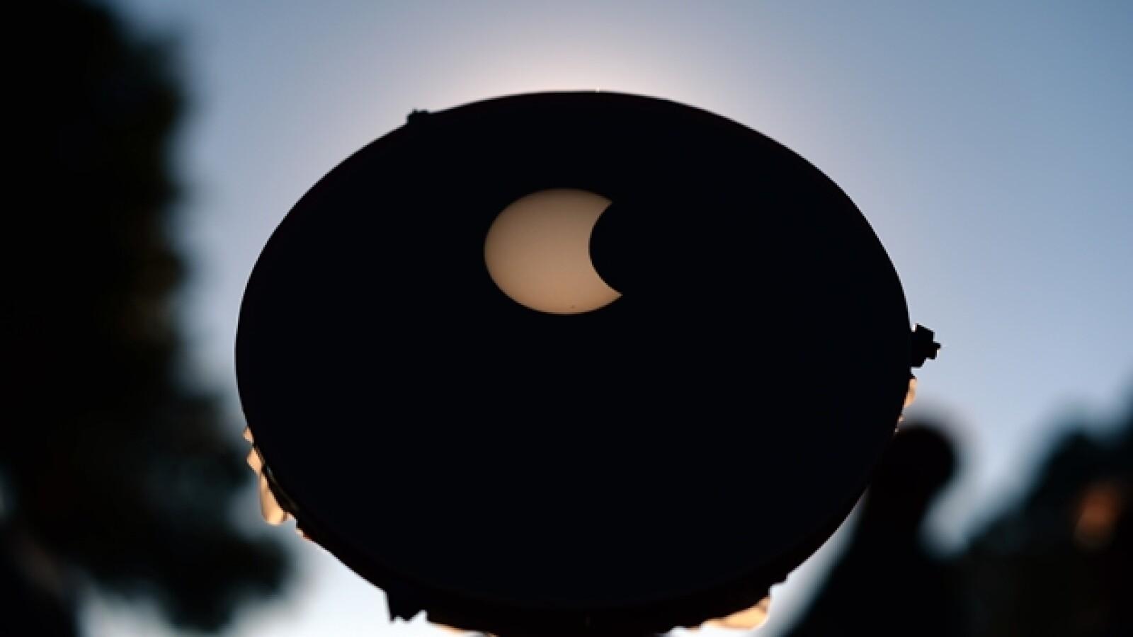 eclipse de sol, australia