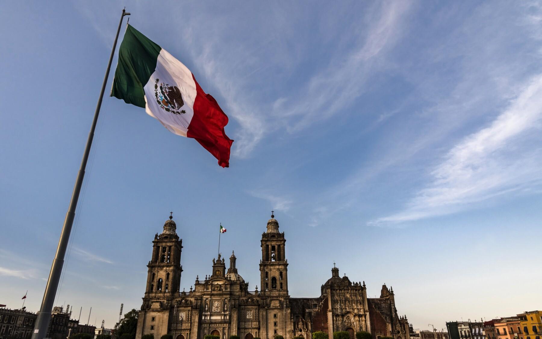 Hacienda factores externos crecimiento económico México