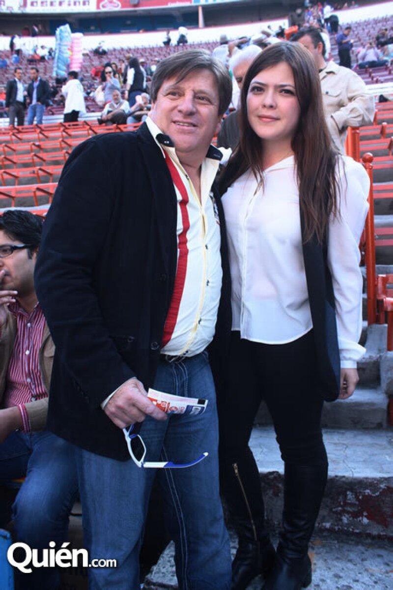 Miguel y Michelle Herrera