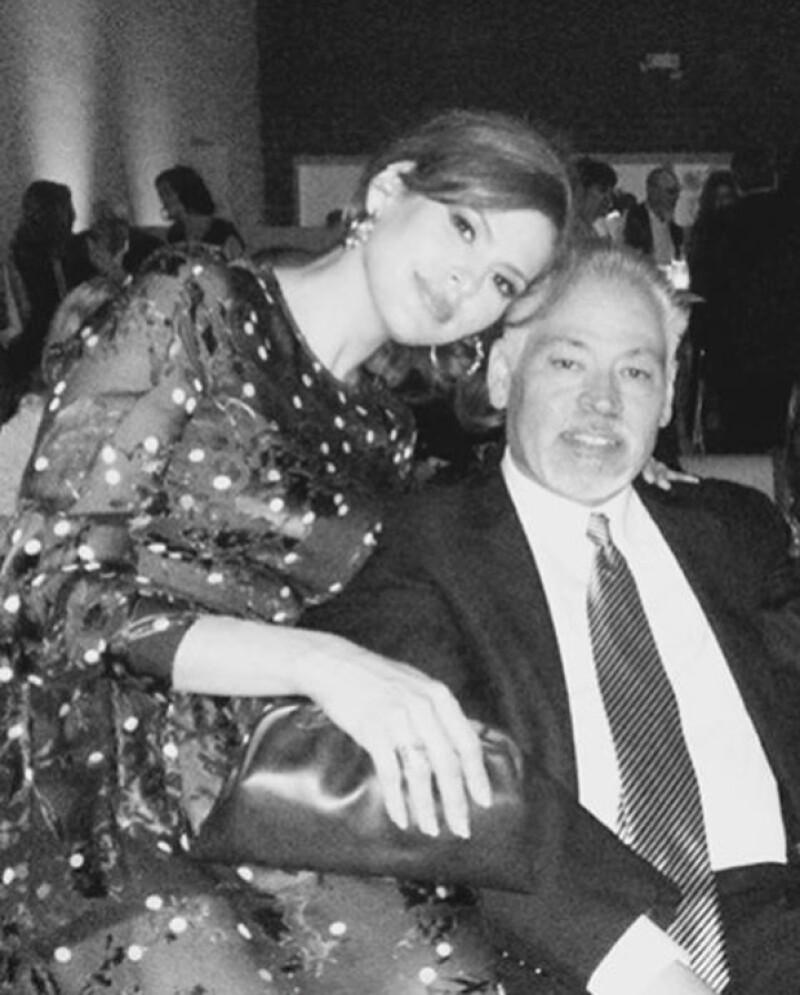 Juan Carlos Mendez, hermano de Eva Mendes, murió el pasado 17 de abril a los 53 años tras una larga batalla contra el cáncer.
