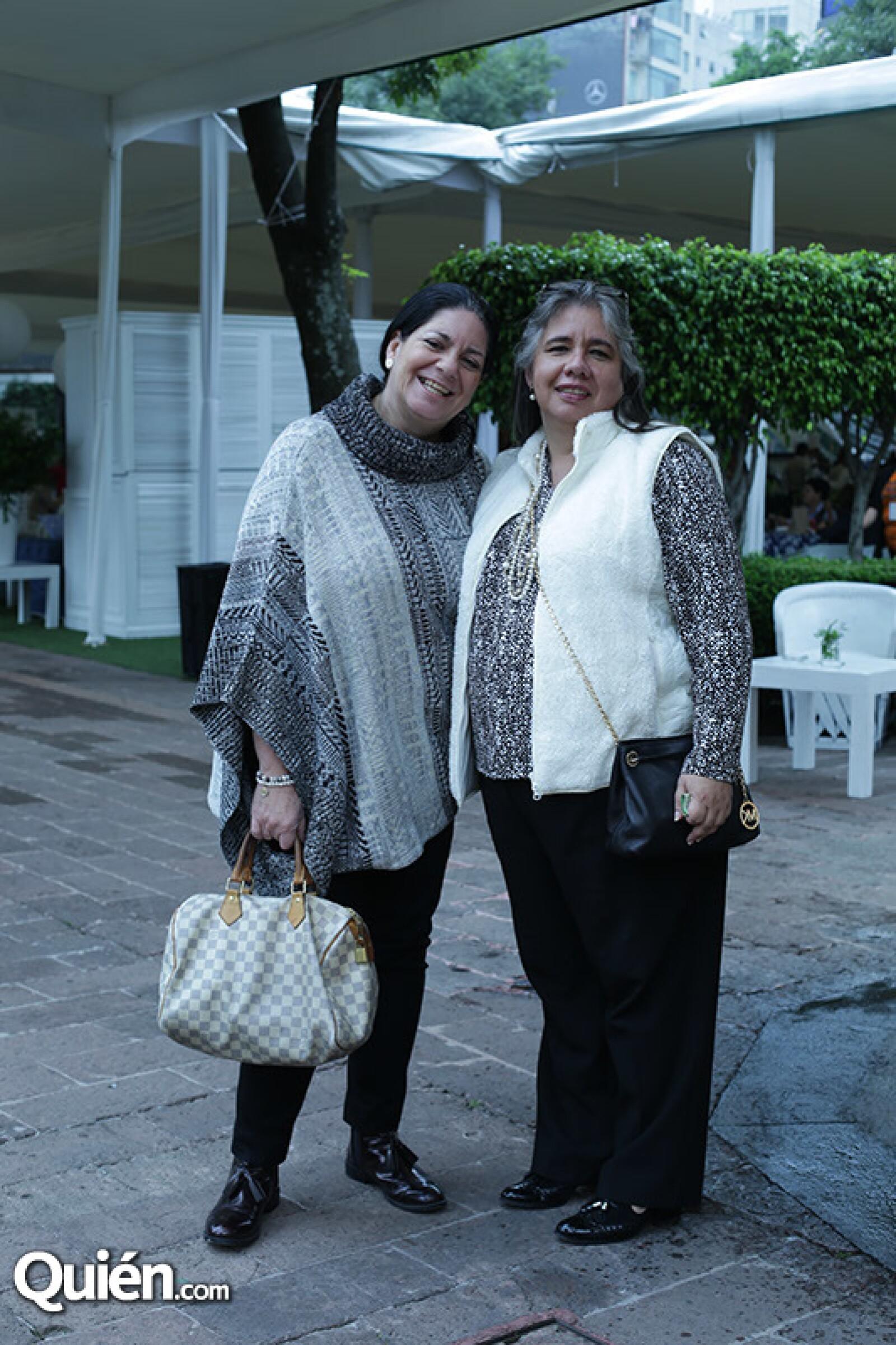Cecilia y Diana Abedrob