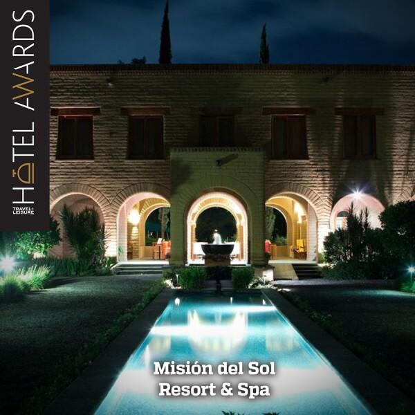 Mision del sol