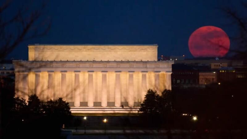 Superluna Luna Perigeo