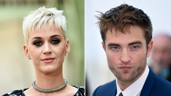 Katy Perry y Robert Pattinson nuevo romance