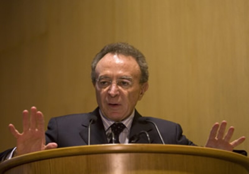 Guillermo Ortiz fungió como gobernador del Banco de México de 1998 al 2009. (Foto: AP)