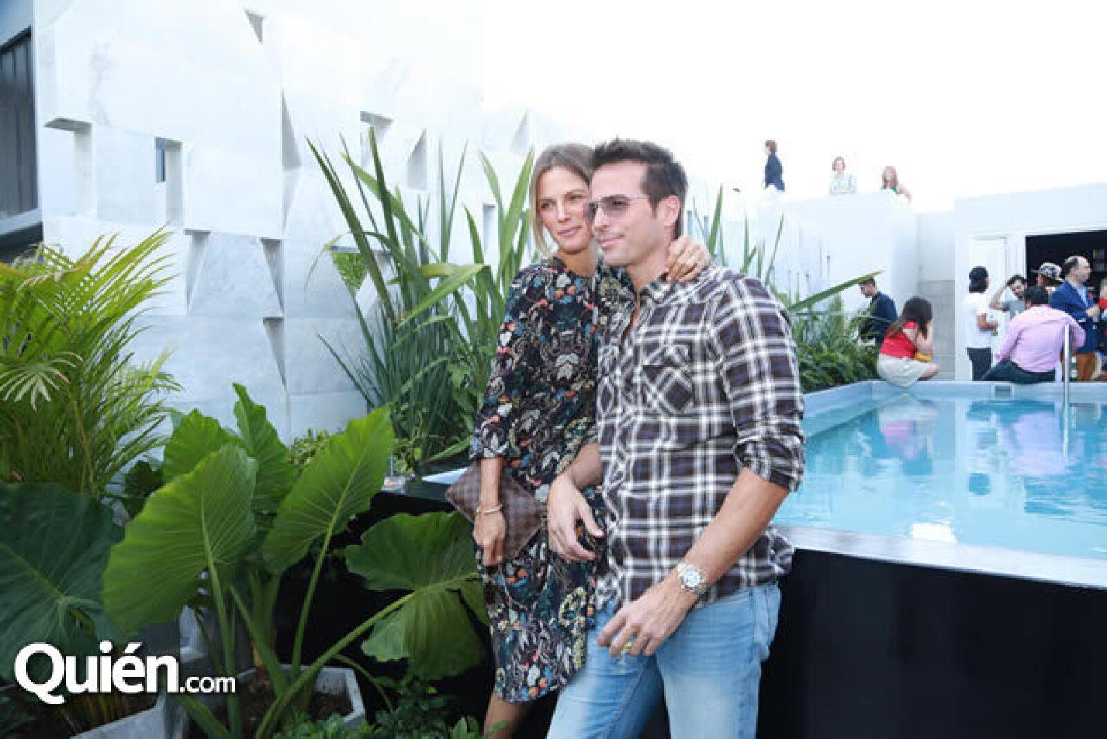 Lisa y Guillermo Gerzabek