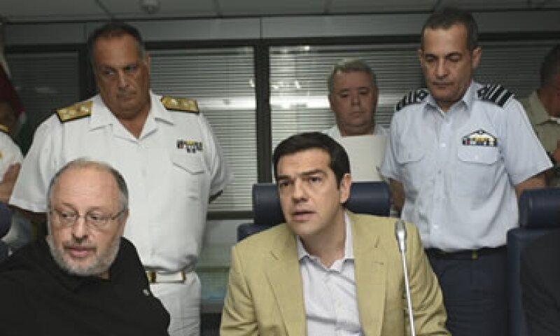 Alexis Tsipras no tuvo el respaldo de algunos miembros de su partido, Syriza. (Foto: Reuters )