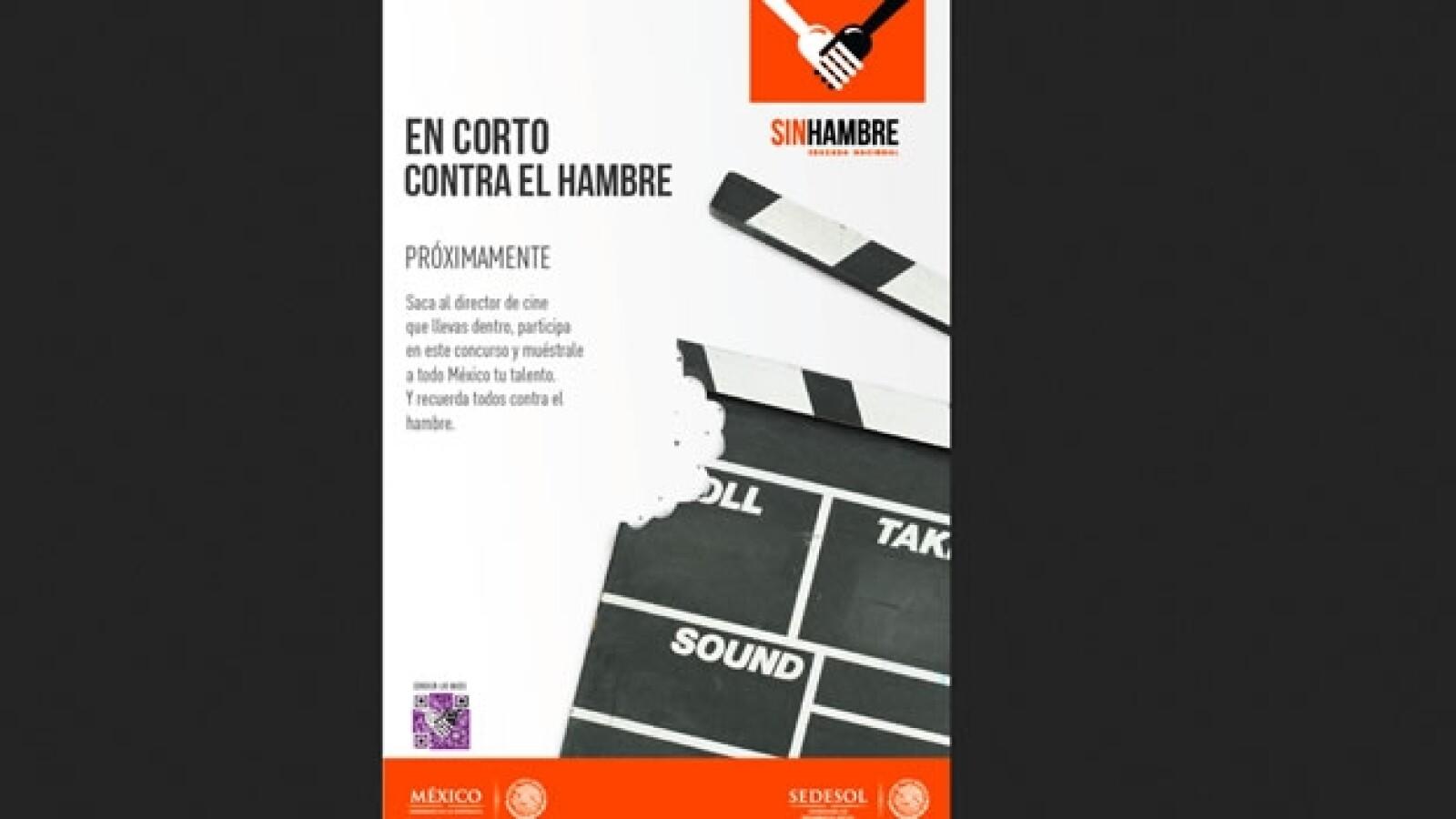 Concurso cortometraje sedesol