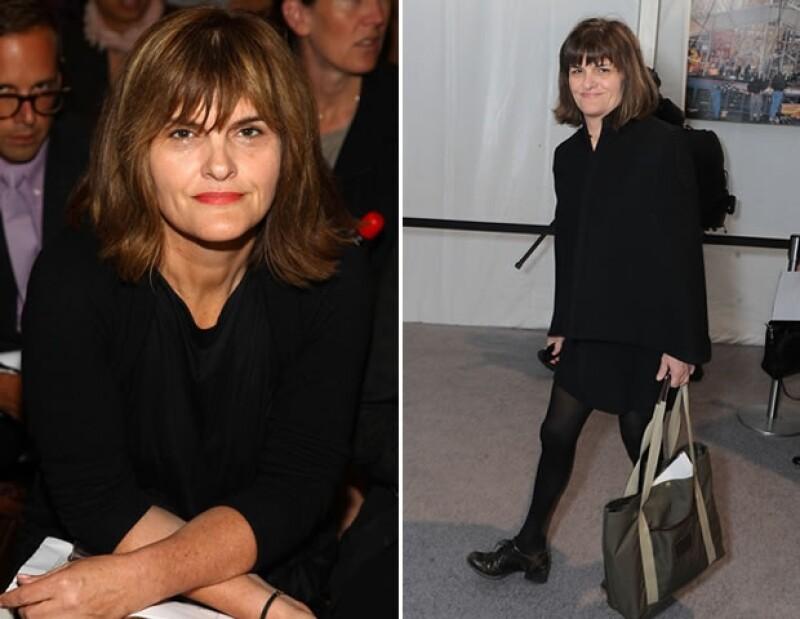 El Director Creativo de YSL mencionó que el estilo de Horyn no era el que se esperaría de una crítica de moda con su prestigio.