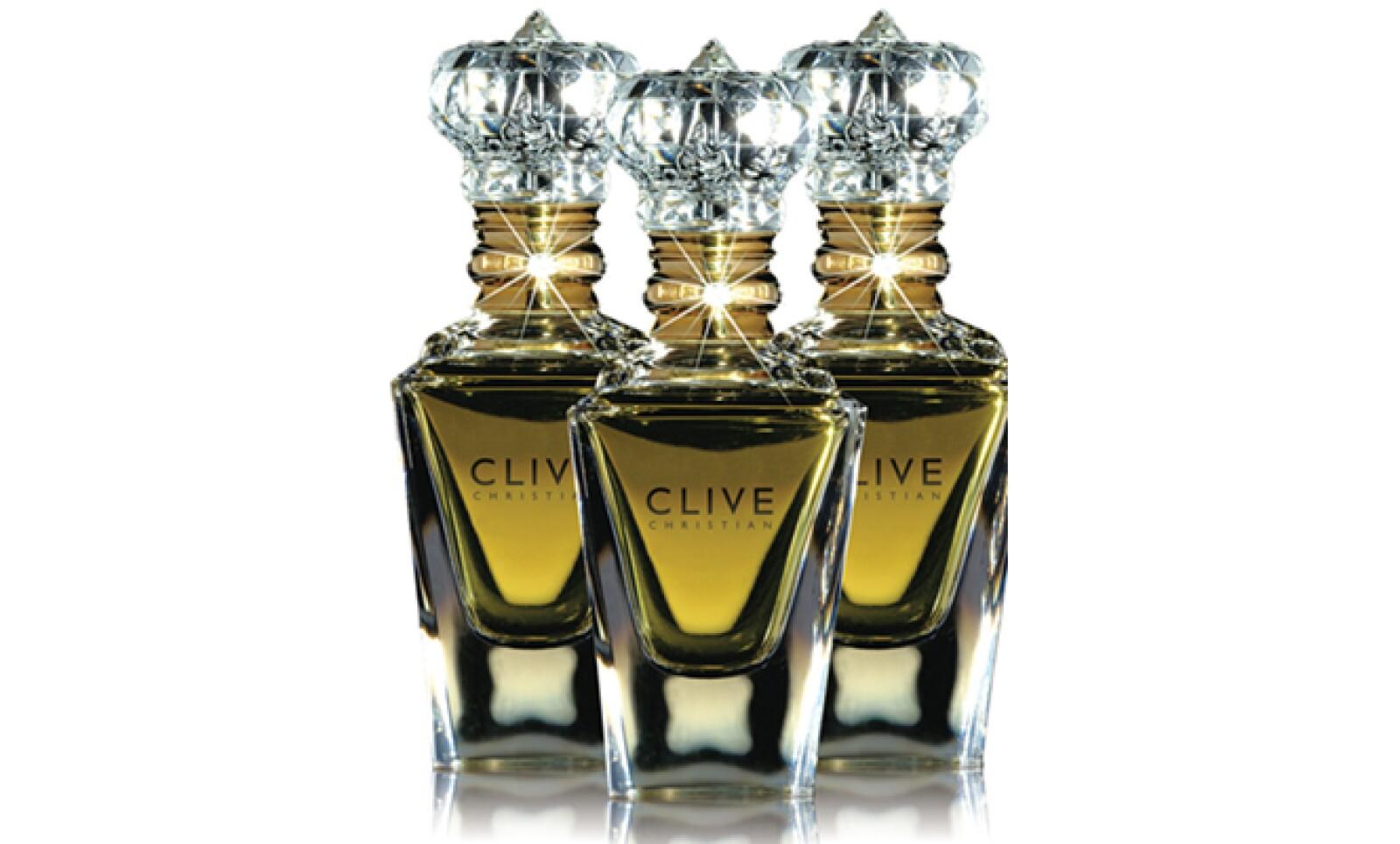 El perfume Nº 1 de Clive Christian es el más caro del mundo y sólo se elaboran mil frascos al año.