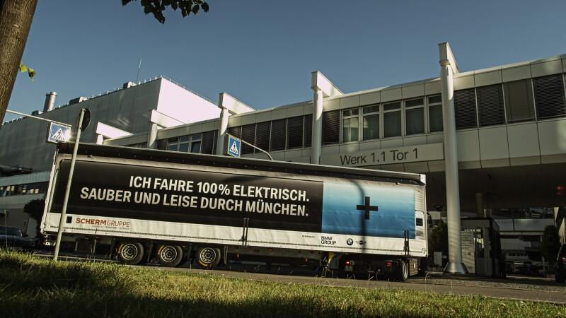 planta de BMW en Múnich, Alemania