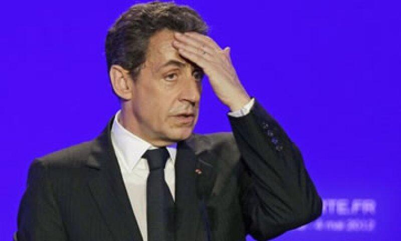 Los investigadores buscan establecer si la campaña de Sarkozy en 2007 fue financiada ilegalmente. (Foto: Reuters)