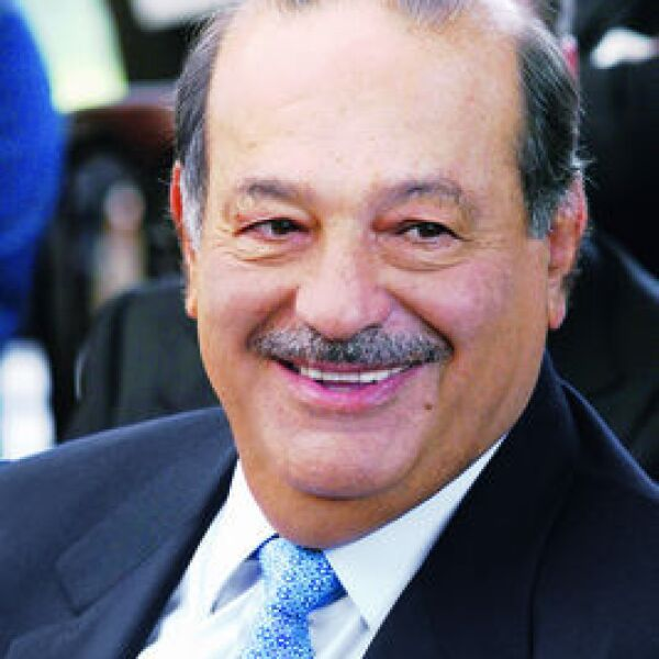 Carlos Slim Helú / Presidente honorario vitalicio de Grupo Carso