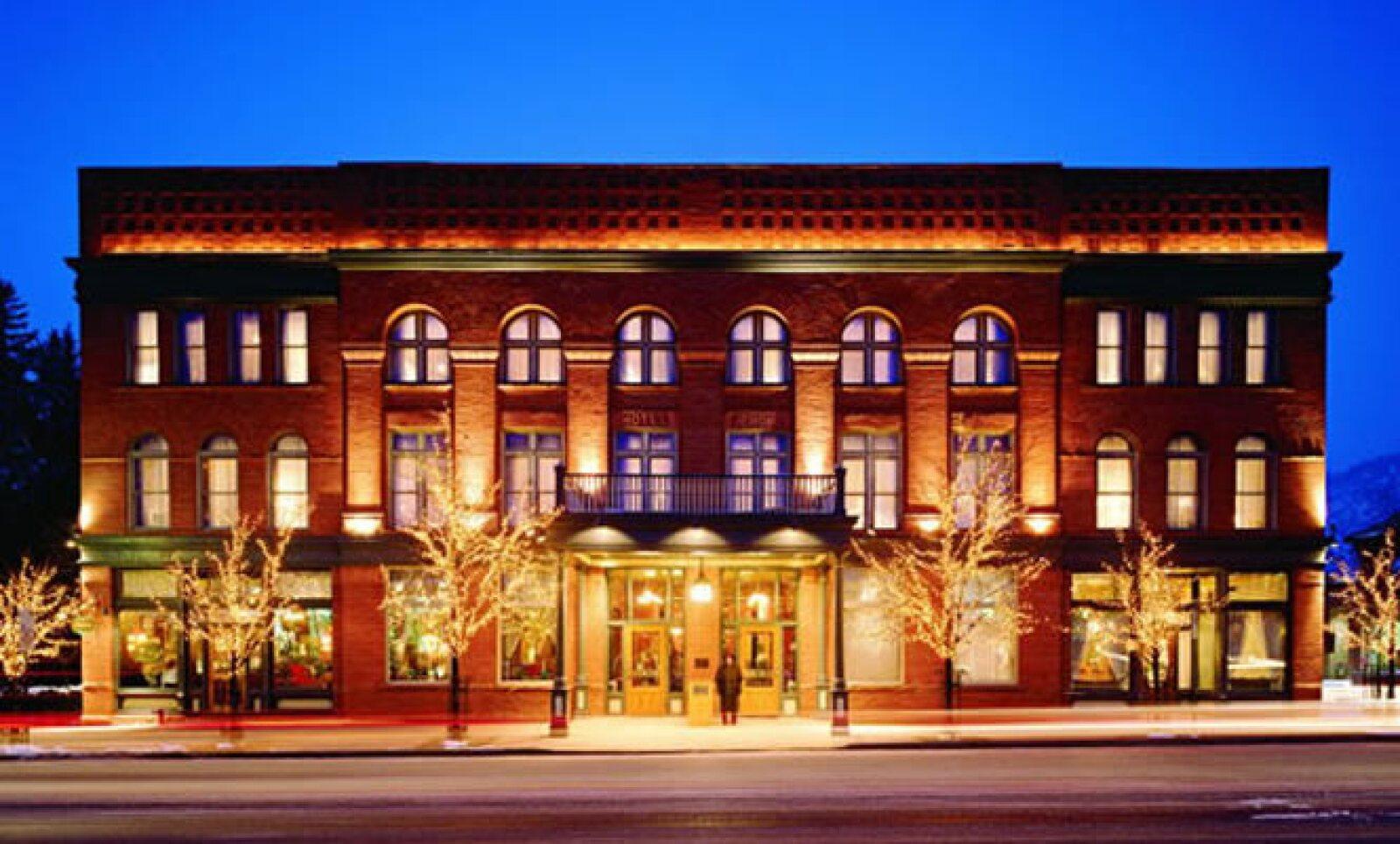 Auberge Resorts anunció que la empresa asumirá a partir del próximo 1° de noviembre la administración del Hotel Jérôme en Aspen, Colorado.