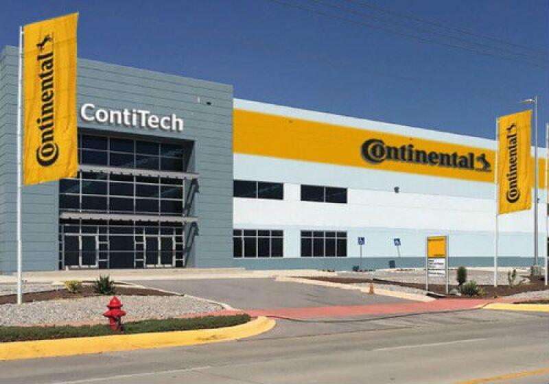 Continental planta de San Luis Potos�