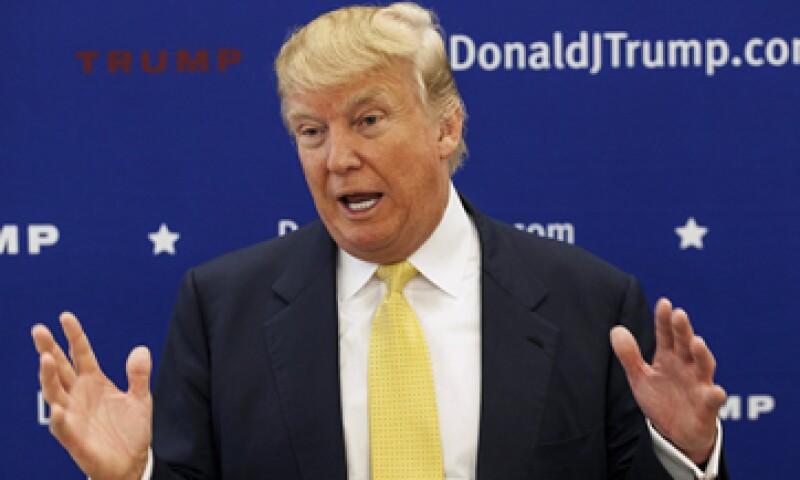 El defensor de Trump niega que exista una cláusula moral entre los contratos con las cadenas de televisión NBC y Univision. (Foto: Reuters )