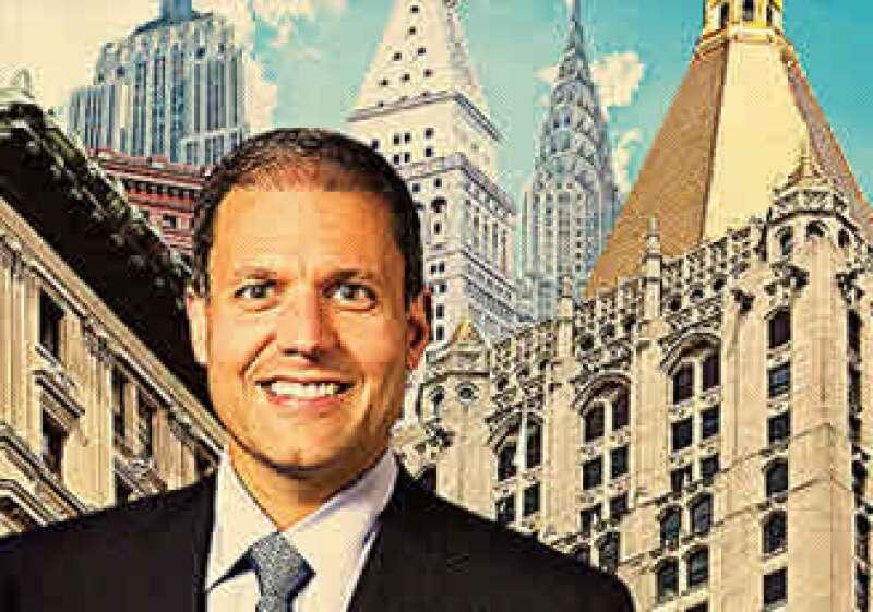 Ted Mathas, CEO de New Yorl Life Insurance, jamás ha vendido un seguro de vida. (Foto: Cortesía Fortune)