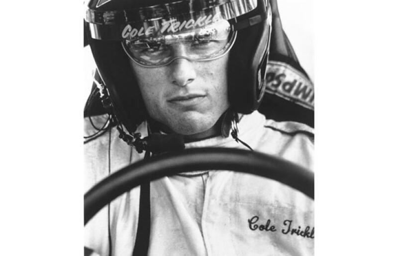 Tom cuando personificó a Cole Trickle, un piloto de la Nascar.