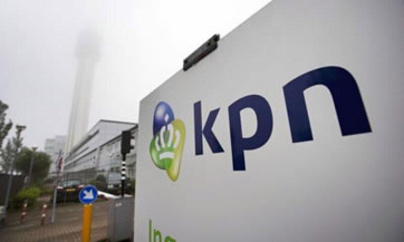 AMóvil anunció en mayo una licitación para comprar hasta 28% de KPN. (Foto: Reuters)