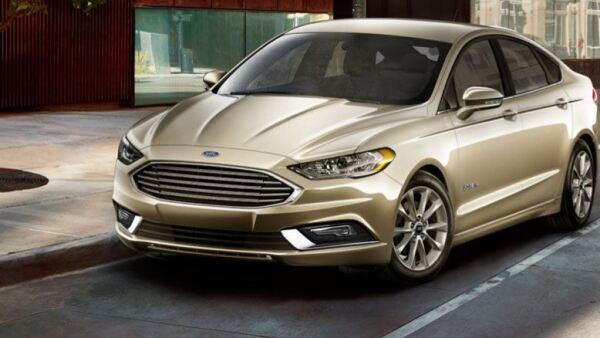 Ford va por China