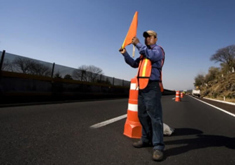 La inversión federal en carreteras será de 50,000 millones de pesos. (Foto: Federico Gama)