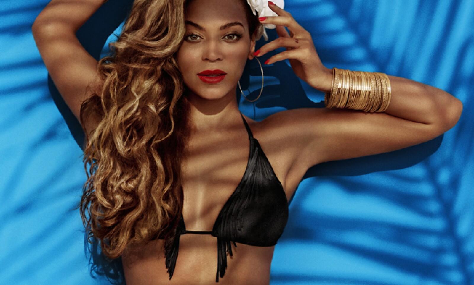 Sus fotografías aparecerán en impresos y espectaculares en los países donde H&M tiene presencia.