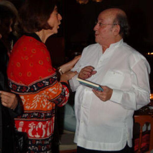 Andrea Montiel, Germán Dehesa