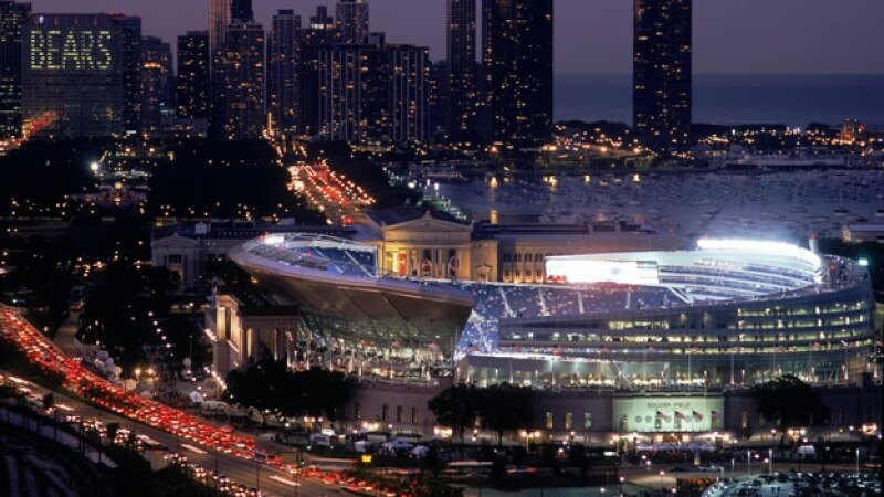 estadio Soldier Field Chicago