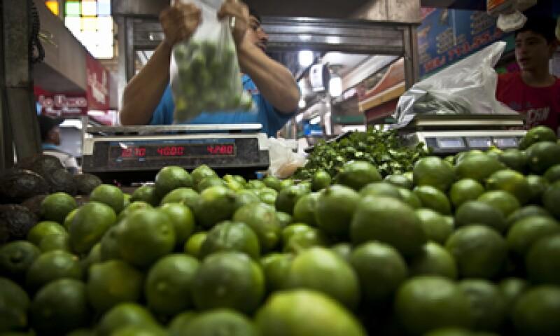 A finales de marzo, el limón acumulaba un aumento 161% respecto a igual mes de un año antes. (Foto: Cuartoscuro)