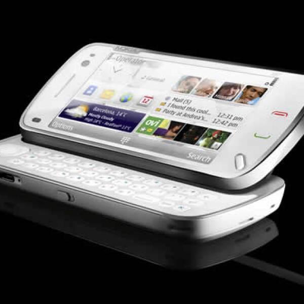 Su diseño además de estético, facilita su uso como si fuera computadora, es el nuevo N97.