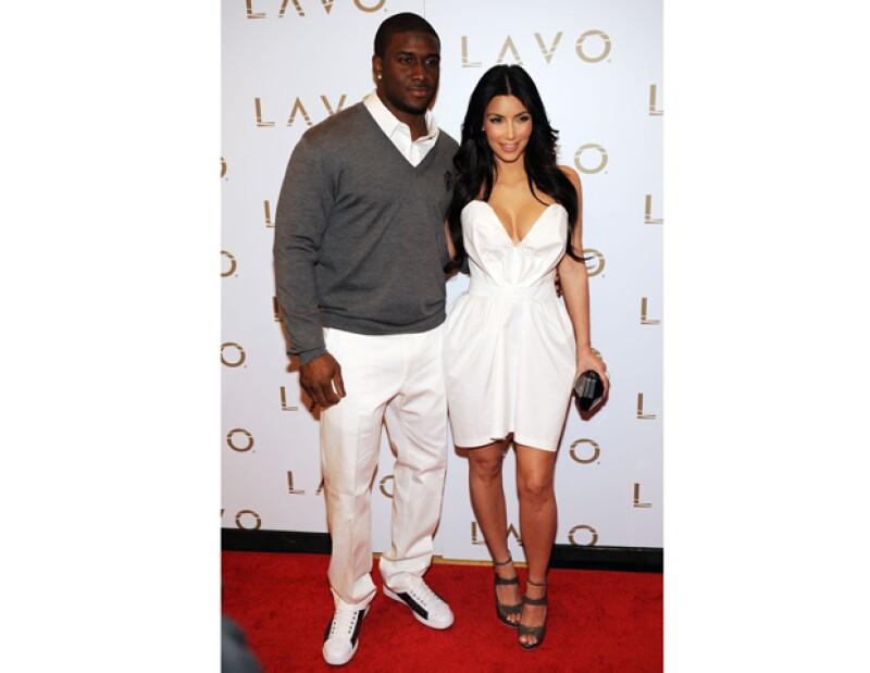 La estrella mantuvo una relación durante casi tres años con el jugador de americano Reggie Bush, con quien quiso formar una familia.