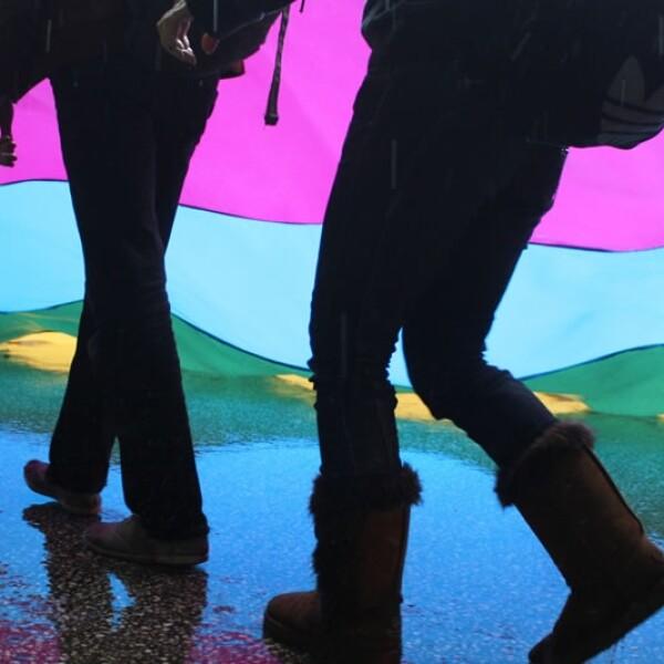 Día contra la Homofobia  Rusia
