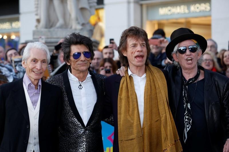 Los integrantes de los Rolling Stones pidieron a Donald Trump que no use una de sus canciones.
