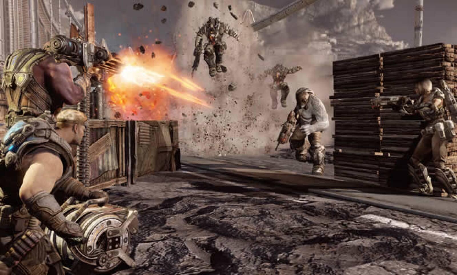 La última parte de esta trilogía, exclusiva para Xbox 360. Mejores gráficos, audio y un nuevo modo multiplayer, Horde 2.0.