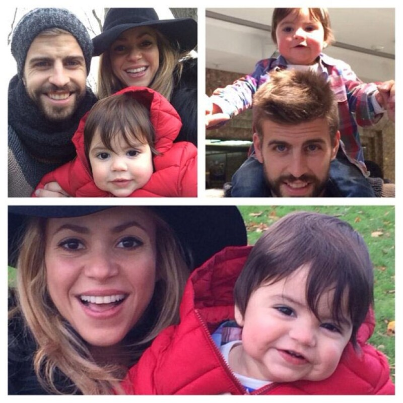 La cantante aseguró que su pareja e hijo le inyectan energía suficiente para ir a trabajar. Además, comentó que cuando está en Barcelona se dedica completamente a su familia.