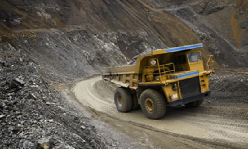 Fresnillo dijo que en 2014 espera elevar su producción de oro en 450,000 onzas.  (Foto: Getty Images)