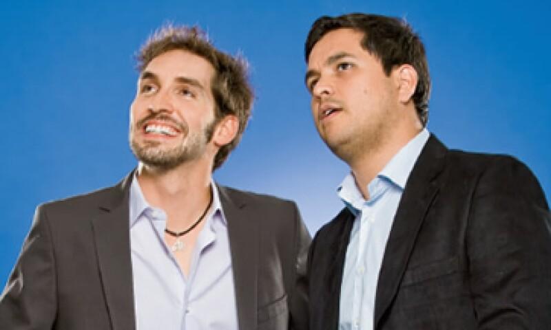 Jorge Soto y Óscar Salazar (Foto: Carlos Aranda / Mondaphoto)