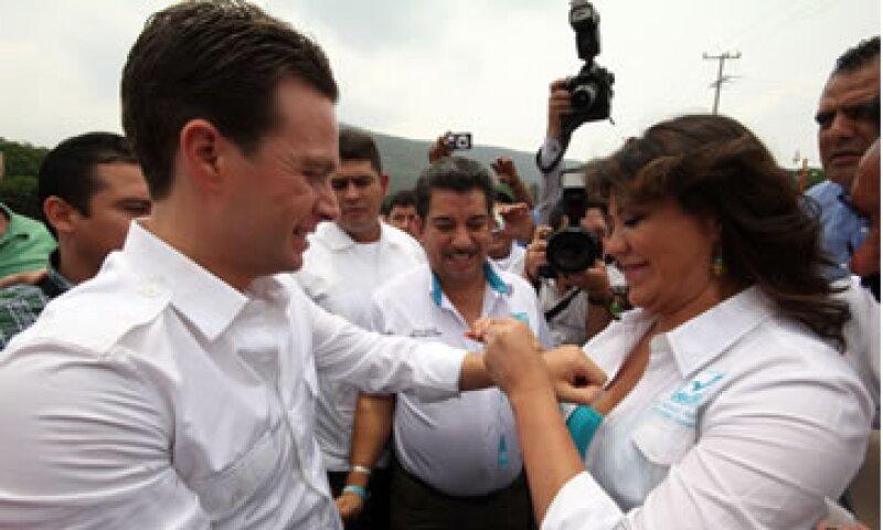 Manuel Velasco Coello nació el 7 de abril de 1980 en Tuxtla Gutiérrez, Chiapas. (Foto: Notimex)