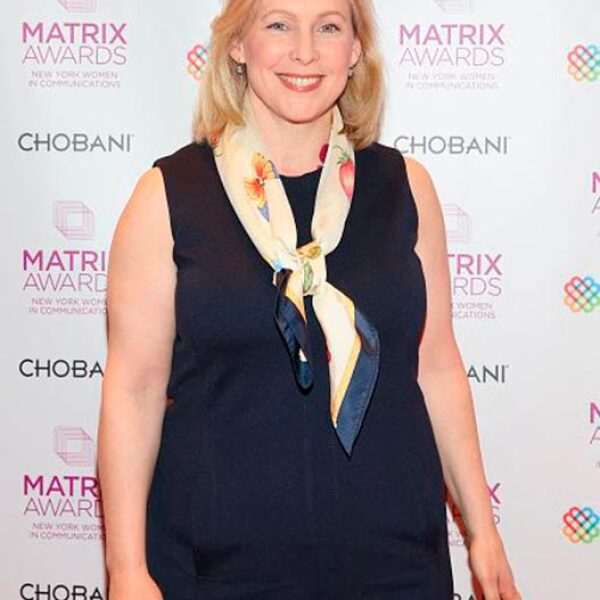 Kirsten Gillibrand es senadora por Nueva York.