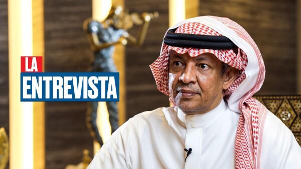 Mohammad Maziad Al-Tuwaijri candidato OMC
