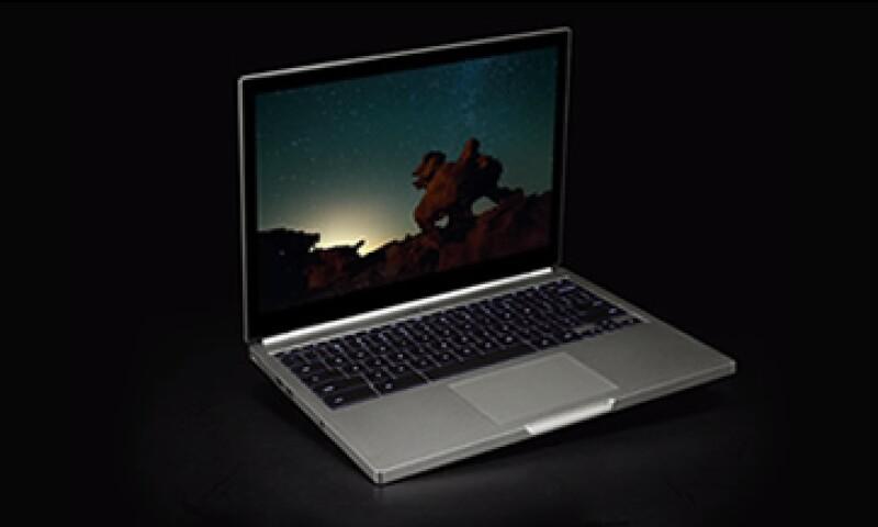 El teclado de la Chromebook Pixel hace que las teclas se apaguen cuando alejas las manos. (Foto: Tomada de google.com/chromebook)