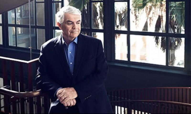 John Taylor ha trabajado con cuatro presidentes y es actual asesor del candidato republicano Mitt Romney.  (Foto: Cortesía CNNMoney)