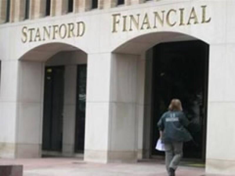 Stanford Financial es acusada de hacer un fraude de 8,000 mdd. (Foto: Reuters)
