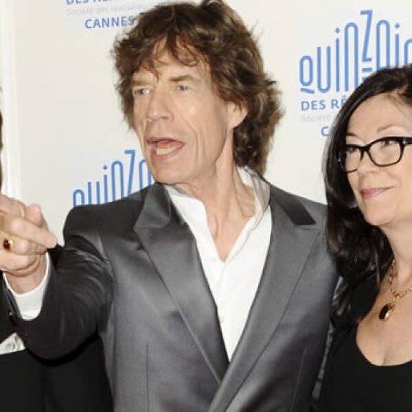 Mick Jagger Cannes EFE
